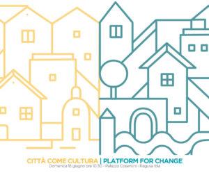 ExtraVolume ● Città Come Cultura | Platform for change